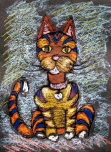 bling cat pst